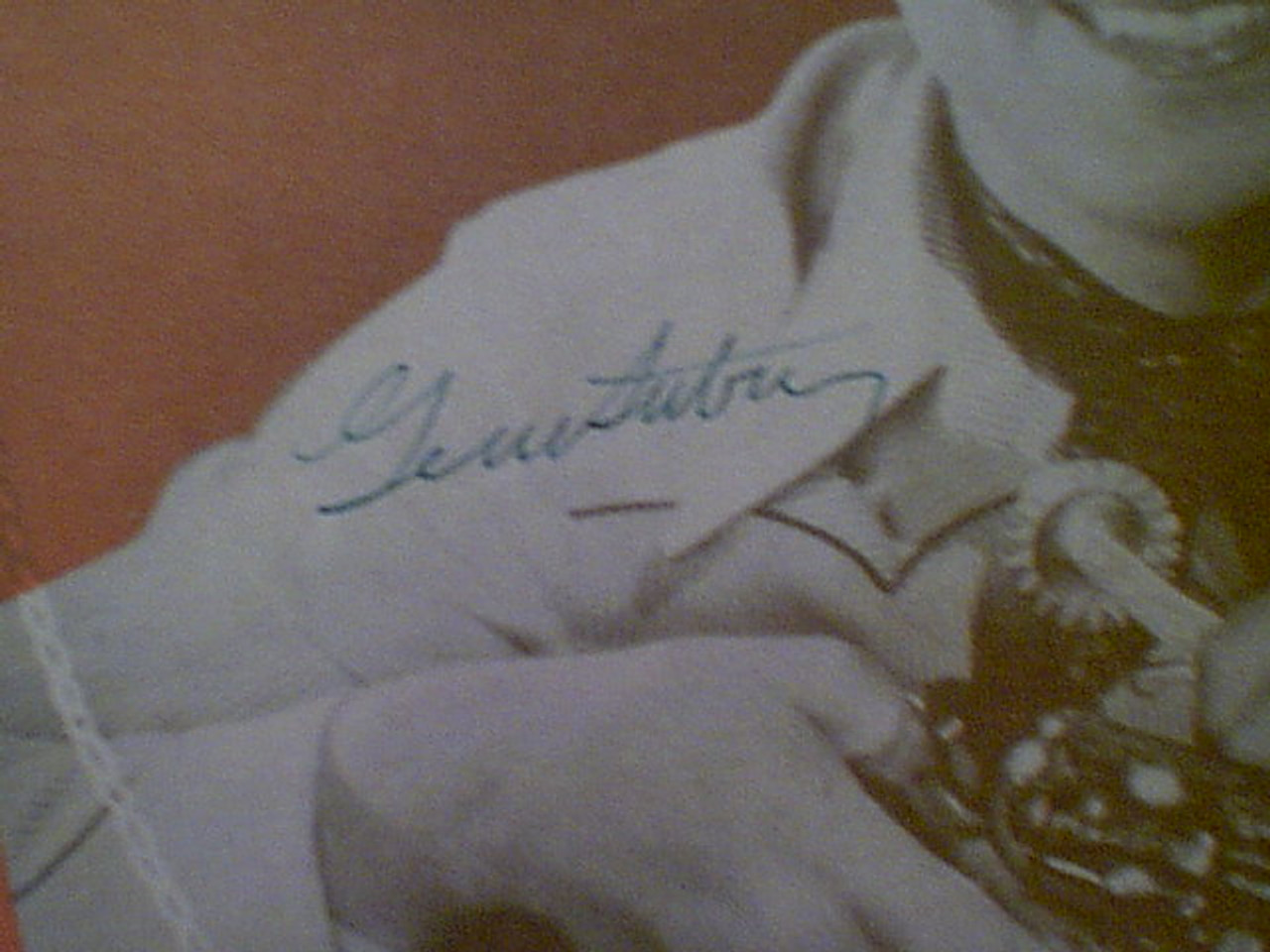 """Autry, Gene """"Songs And Scene From Republic Pictures"""" 1940 Souvenir Songbook Signed Autograph Cover Photo"""