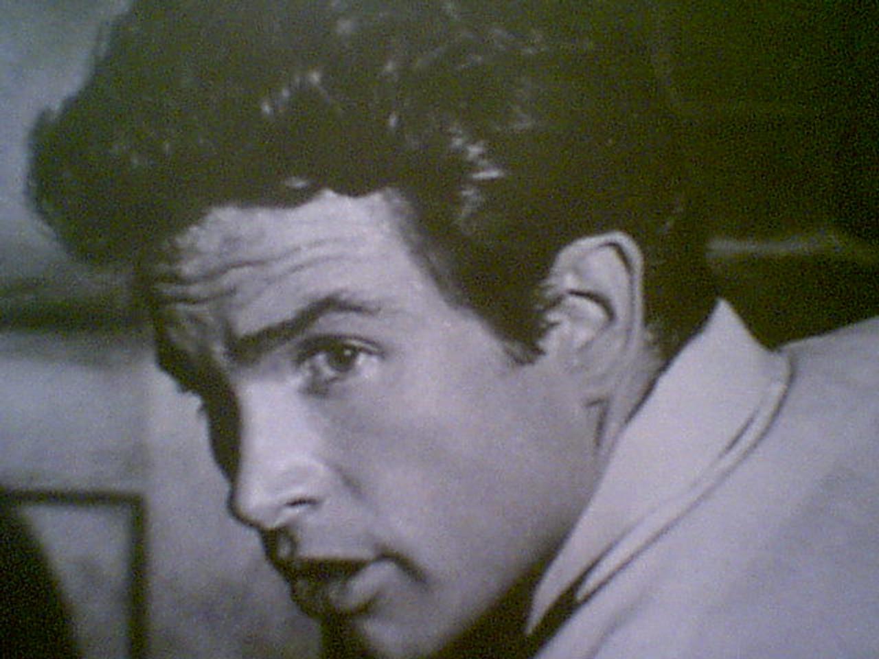 Beatty, Warren Early Photo Signed Autograph Movie Scene