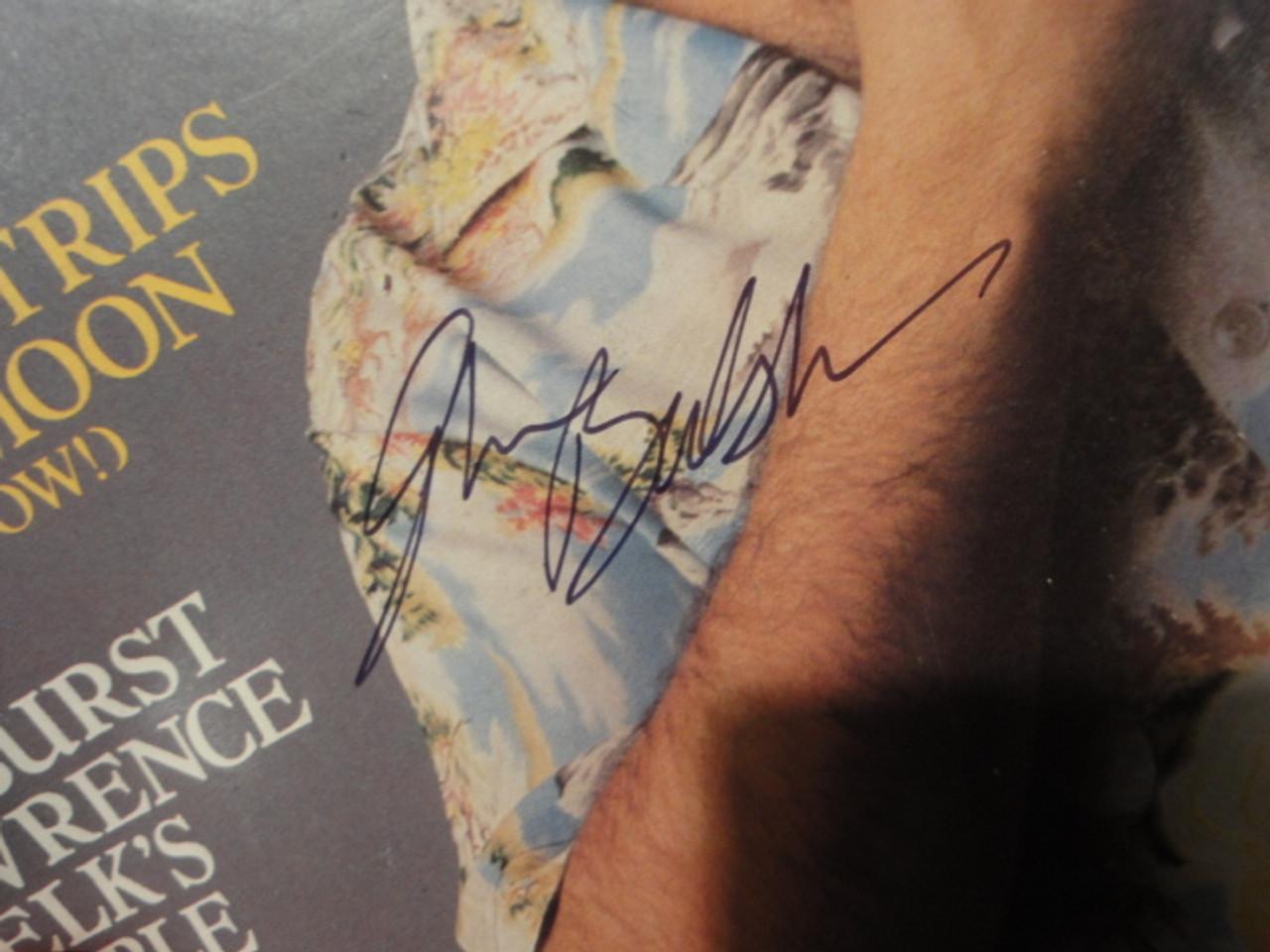 Belushi, John Crawdaddy Magazine 1977 Signed Autograph Color Cover Photo