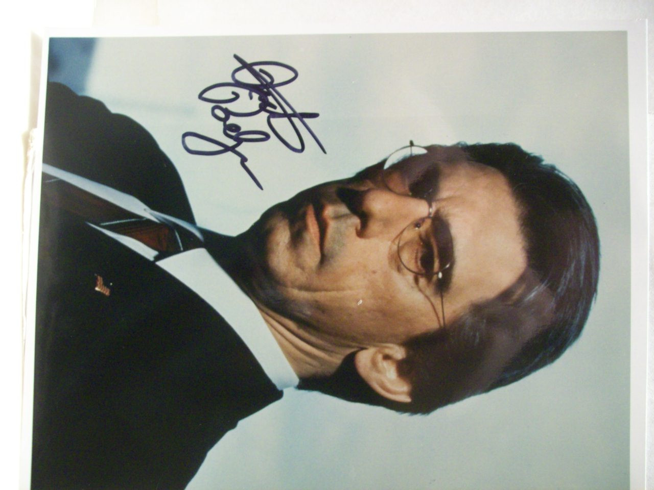 Belzer, Richard Photo Signed Autograph Homicide