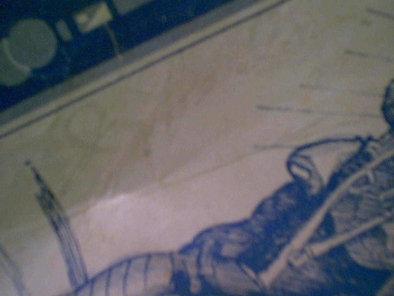 "Berlin, Irving ""Goodbye France"" 1918 Sheet Music Signed Autograph World War I"