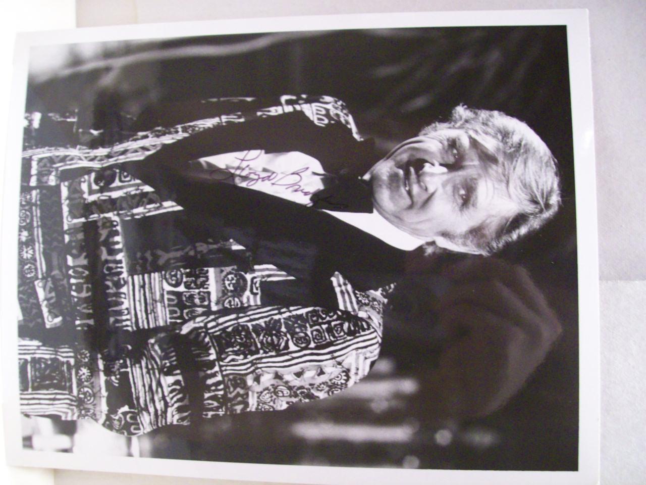 Bridges, Lloyd Photo Signed Autograph Haunts Of The Very Rich 1972