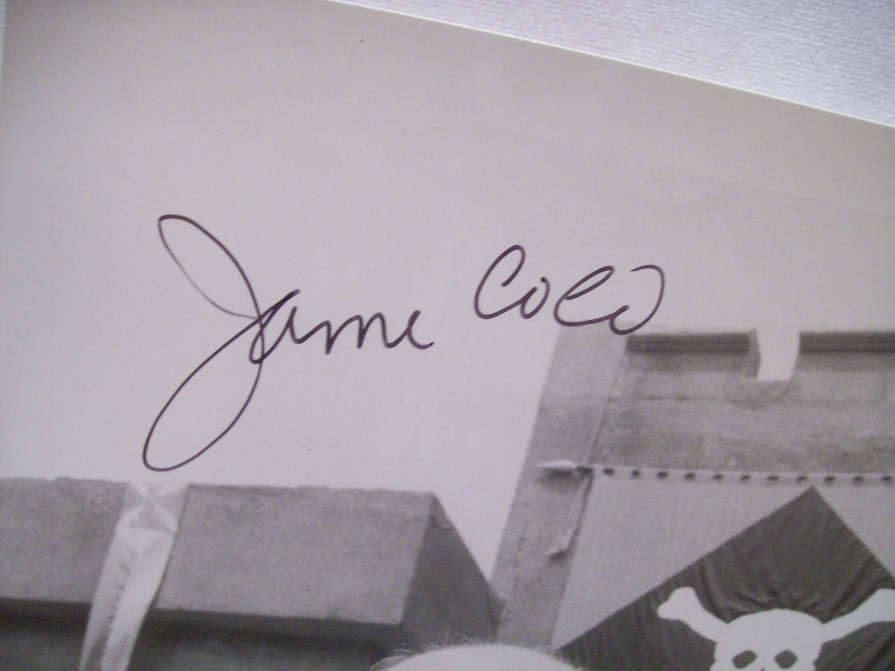 Coco, James Photo Signed Autograph Murder She Wrote 1985