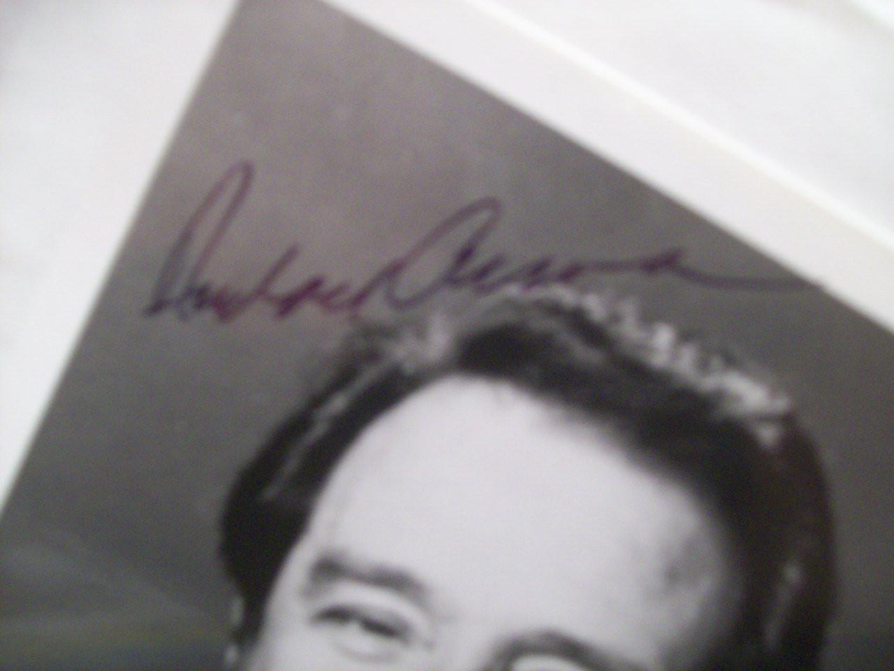 Crenna, Richard Photo Signed Autograph Rambo Body Heat Sand Pebbles