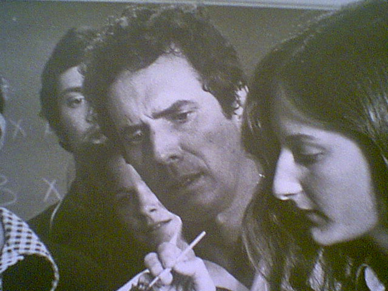 "Dillman, Bradford 1975 Photo ""Bug"" Signed Autograph 3 Movie Scenes"