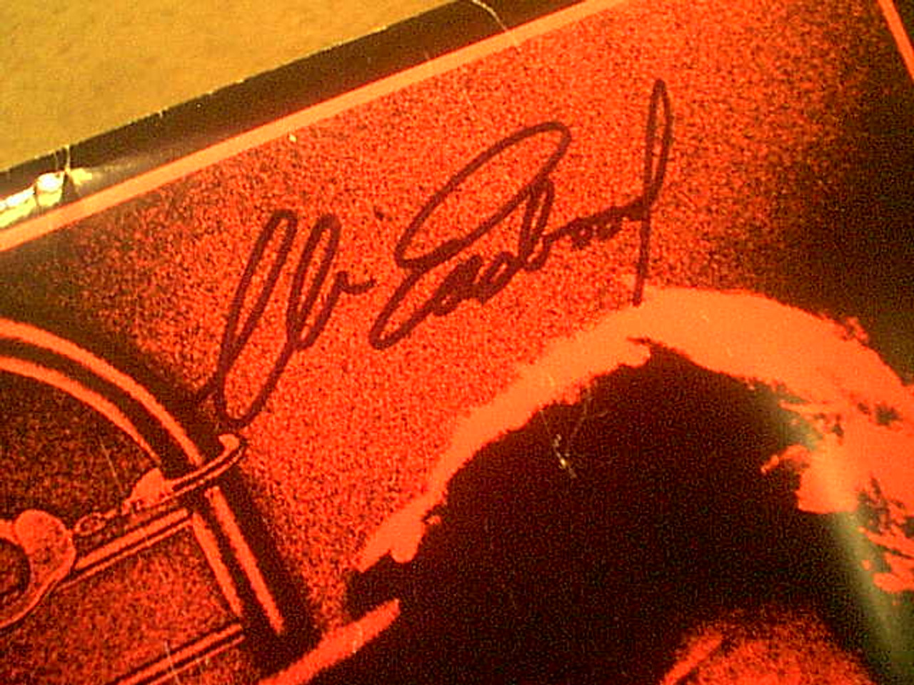 """Eastwood, Clint """"Tightrope"""" 1984 Press Kit Signed Autograph 25 Photos"""