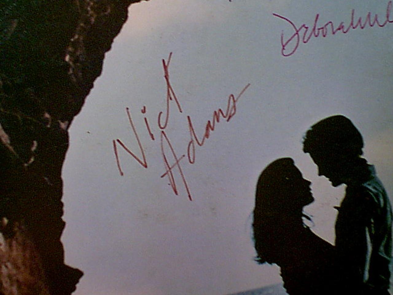 "Fonda, Peter Nick Adams Deborah Walley ""The Young Lovers"" 1964 LP Signed Autograph"