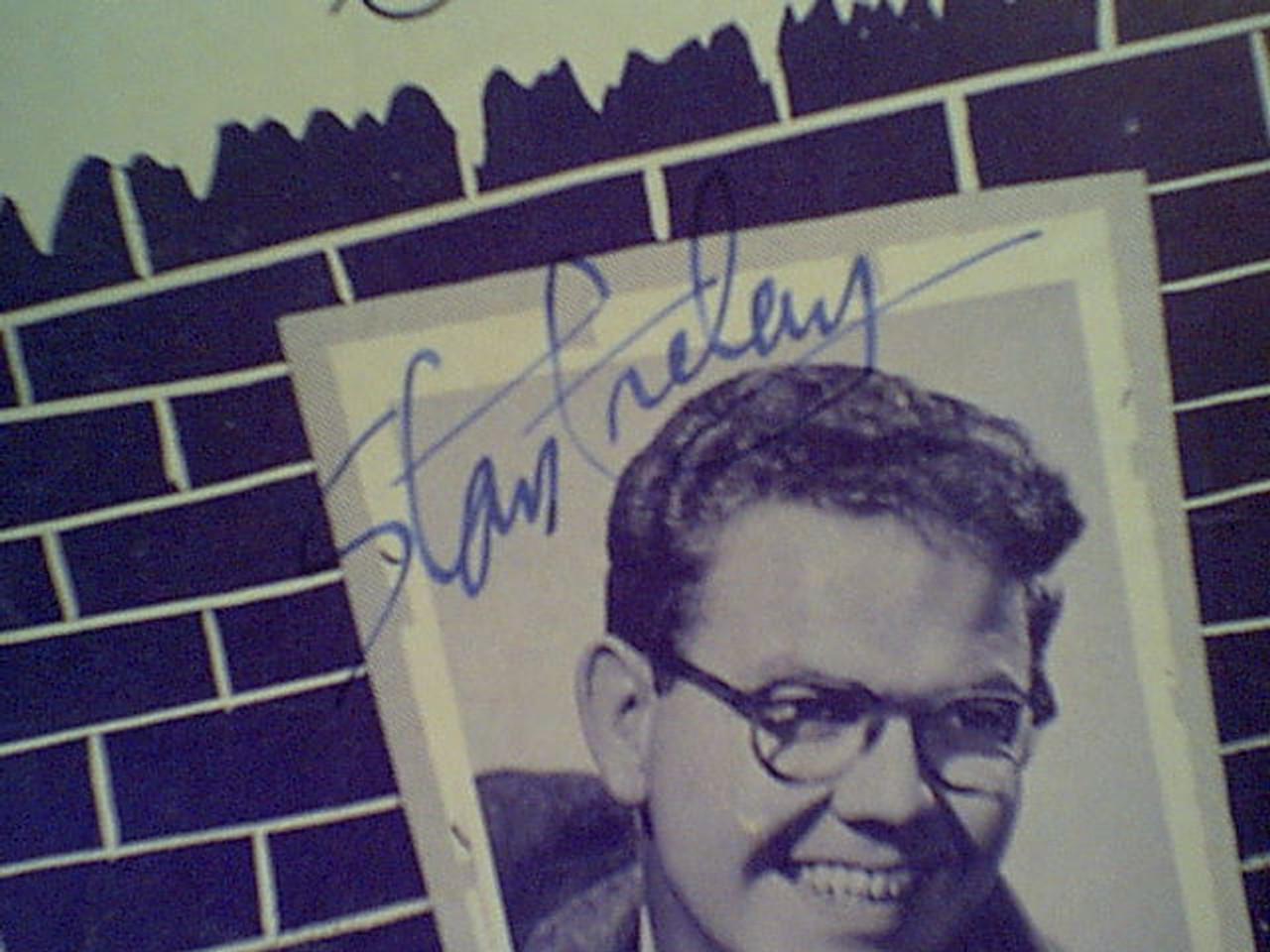 "Freberg, Stan ""Nuttin For Christmas"" 1955 Sheet Music Signed Autograph Photo"