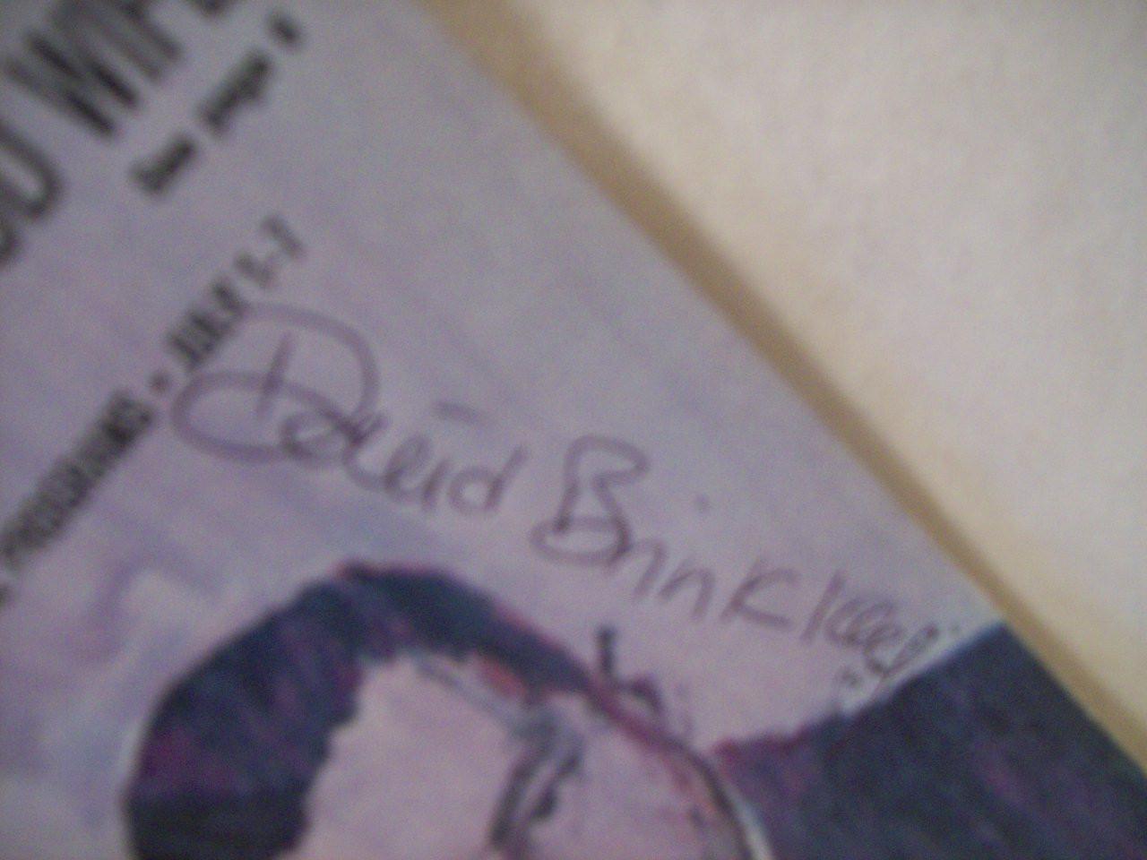 Huntley, Chet David Brinkley TV Guide Signed Autograph July 1967