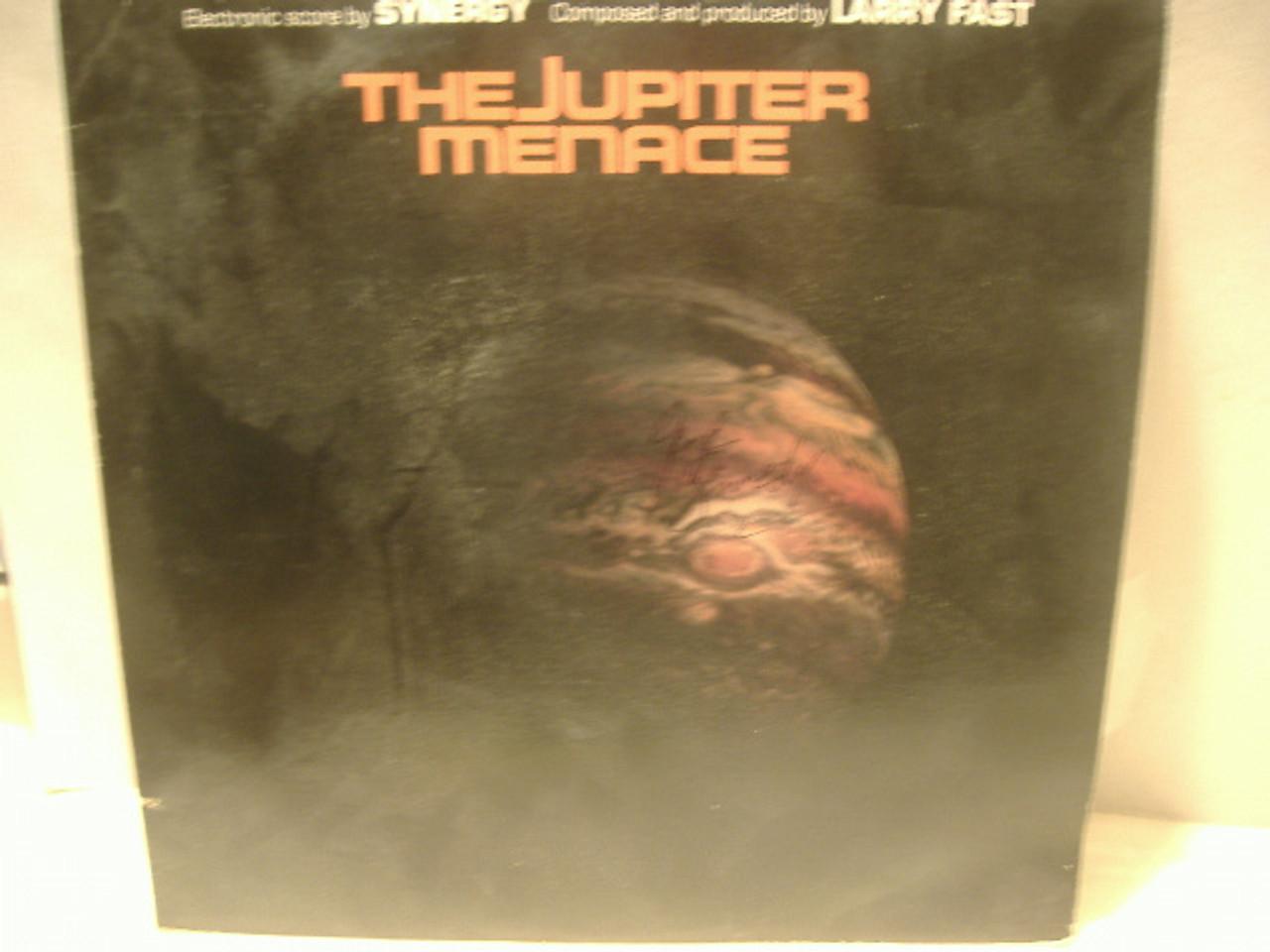Kennedy, George LP Signed Autograph The Jupiter Menace
