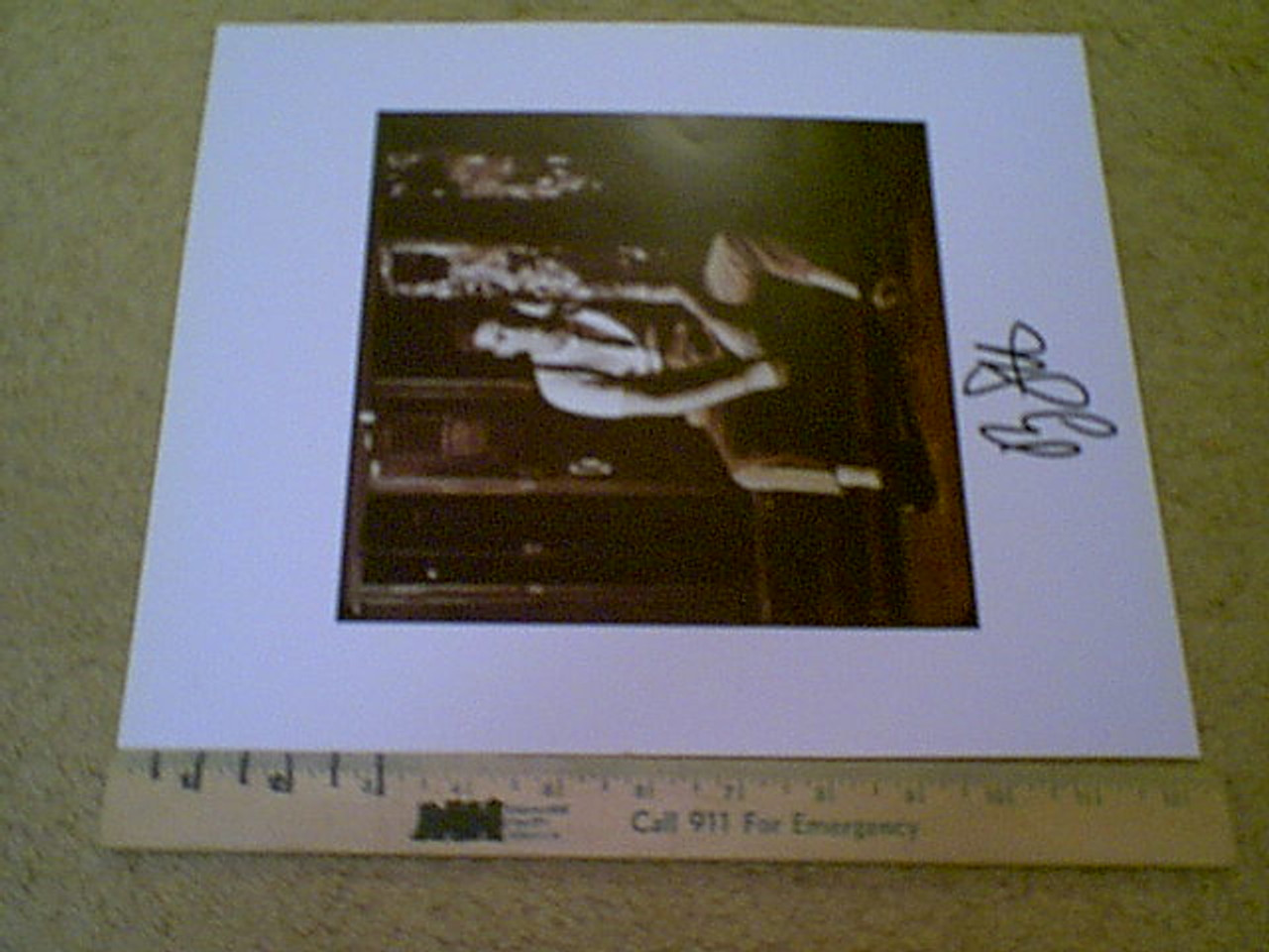 Liotta, Ray Color Photo Signed Autograph