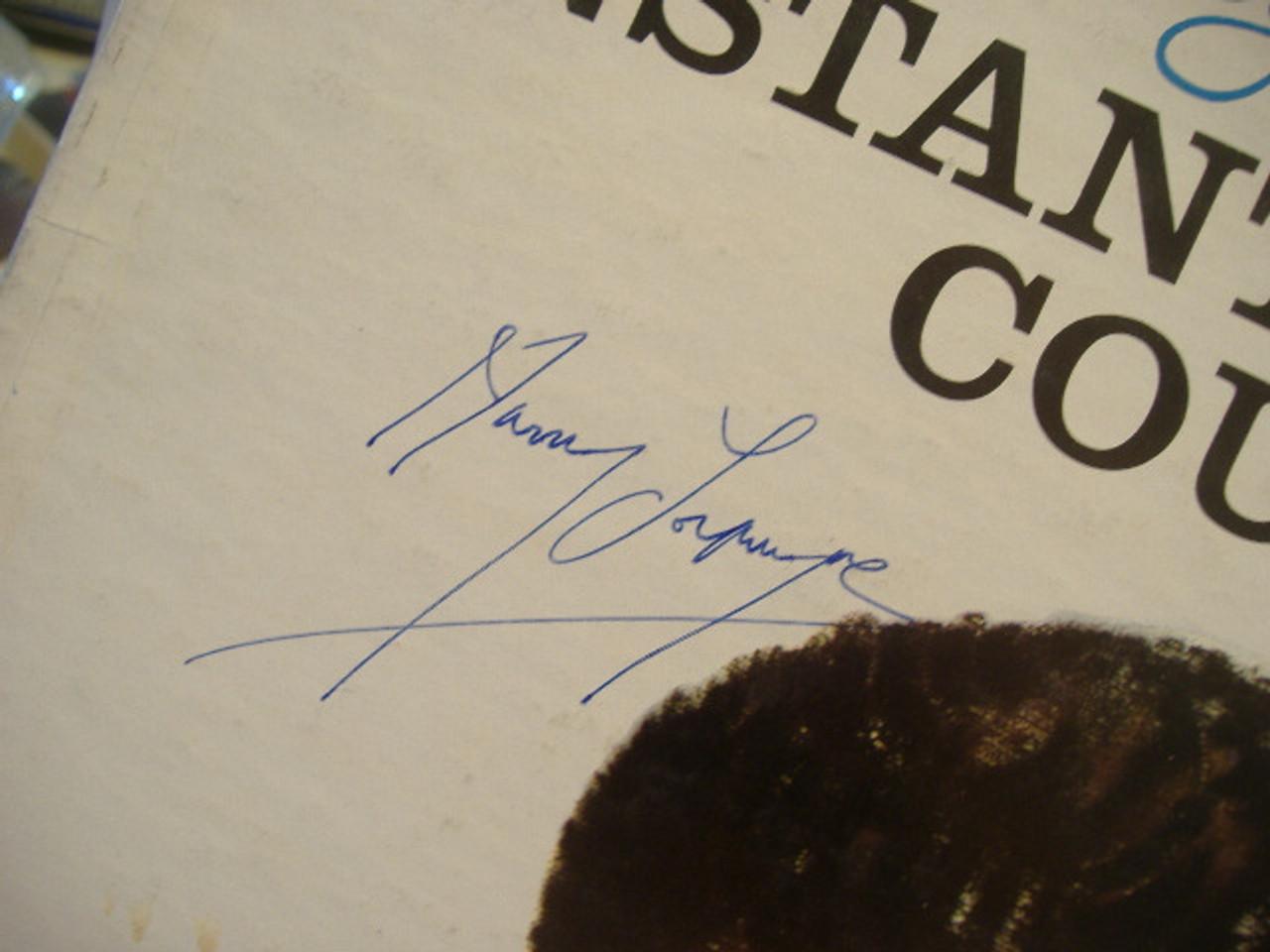 "Lorayne, Harry (Il - 3003) ""Instant Memory Course"" Signed Autograph LP"
