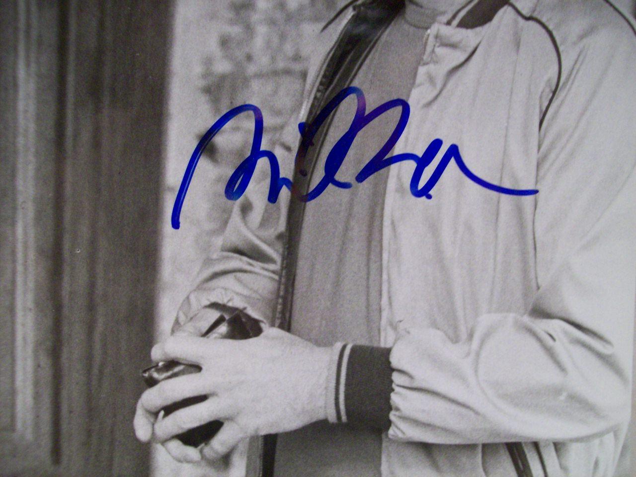 Mckean, Michael Photo Signed Autograph Daryl D.A.R.Y.L. 1985