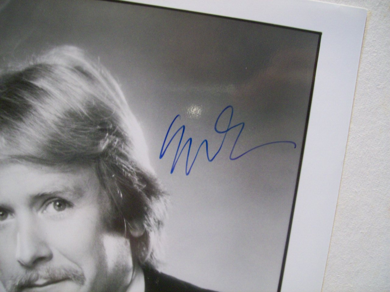 Mull, Martin Photo Signed Autograph Mr Mom Clue Sabrina The Teenage Witch