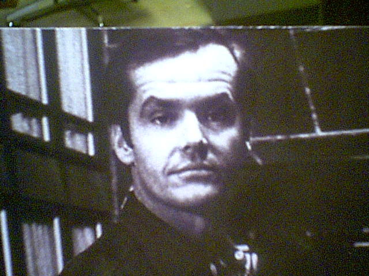 Nicholson, Jack Early Photo Signed Autograph