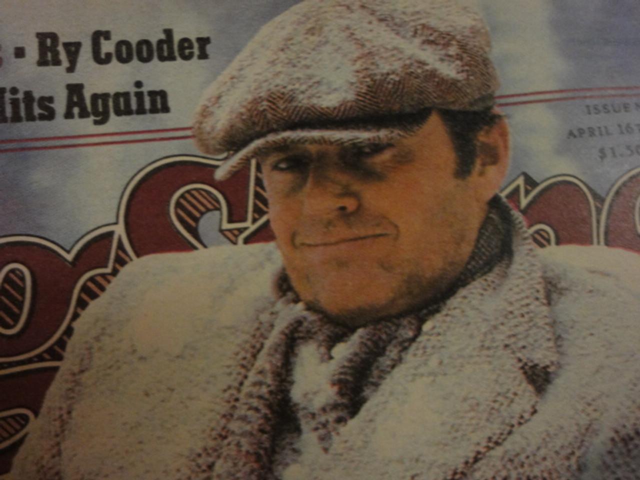 Nicholson, Jack Rolling Stone Magazine 1981 Signed Autograph Color Cover Photo