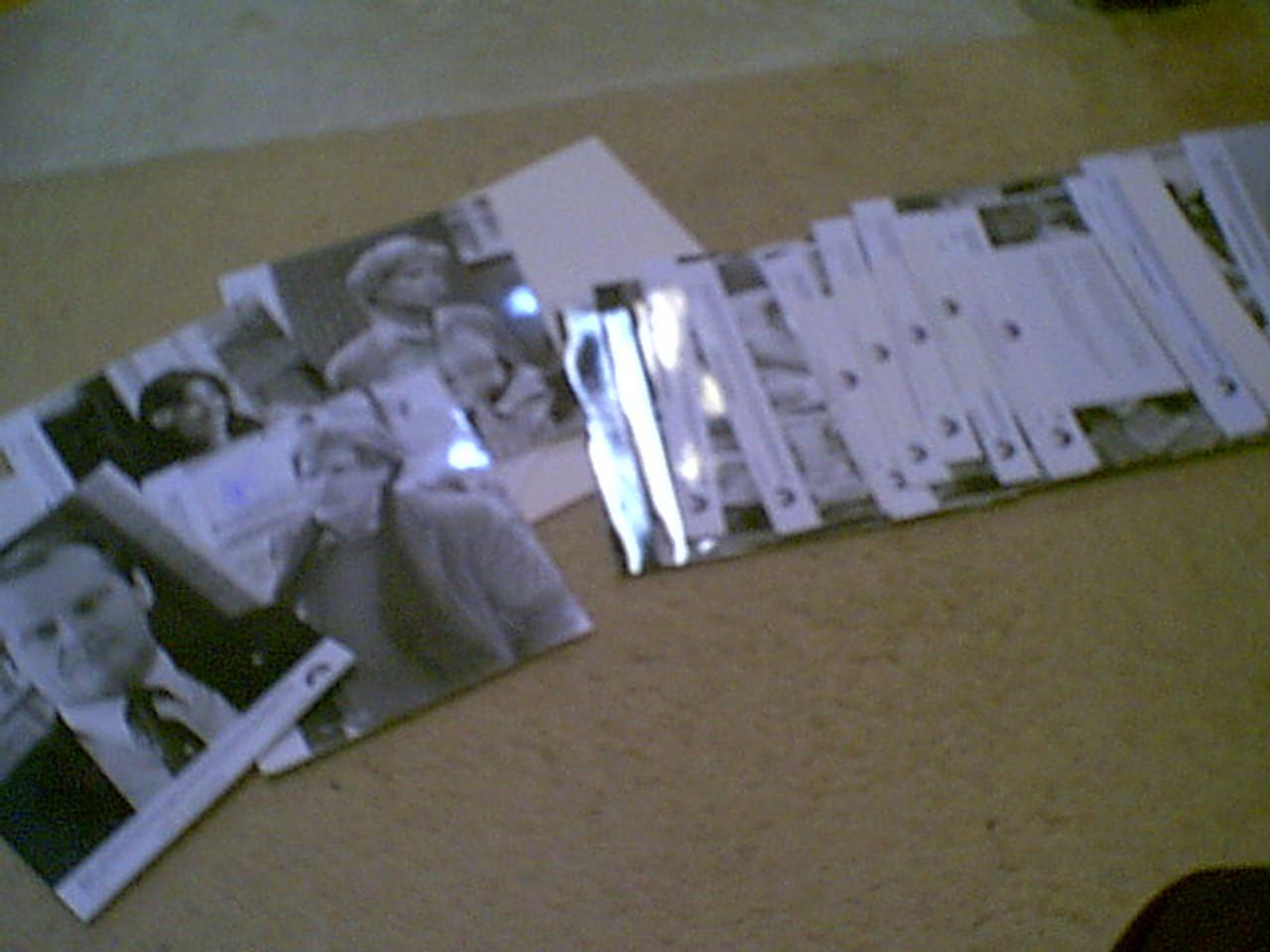 "Nicholson, Jack Shirley Maclaine Debra Winger Jeff Daniels ""Terms Of Endearment"" 1983 Press Kit Signed Autograph 24 Movie Scenes"