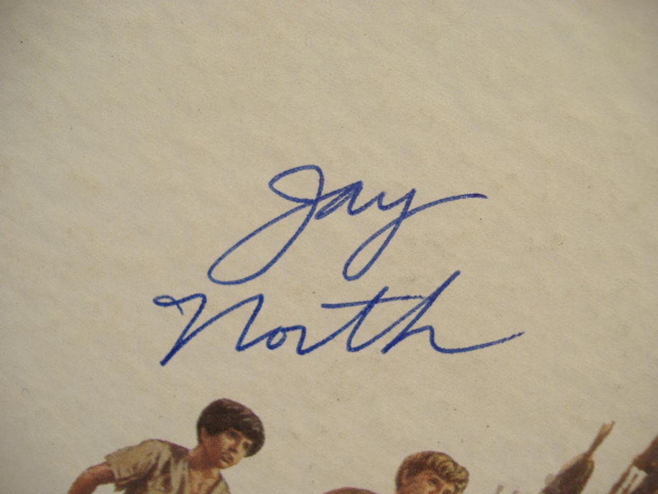"North, Jay (Dennis The Menace) (Leo - 1044) ""Maya"" Signed Autograph LP"