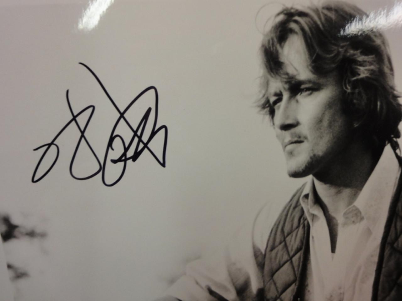 Patrick, Robert Early Photo Signed Autograph Movie Scene