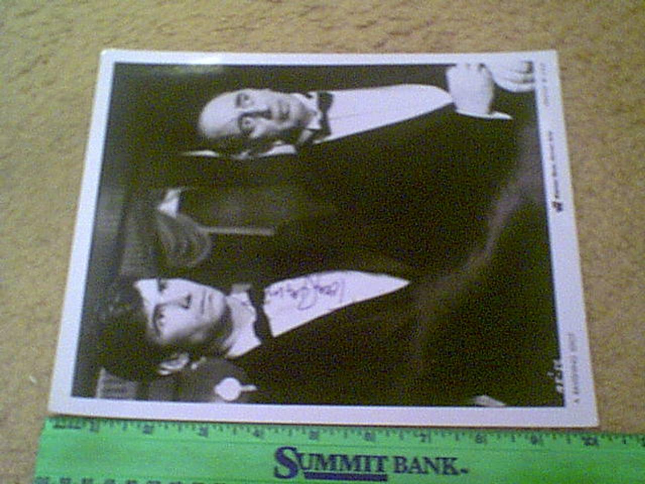 "Perkins, Anthony Tony 1964 Photo Signed Autograph ""A Ravishing Idiot"""