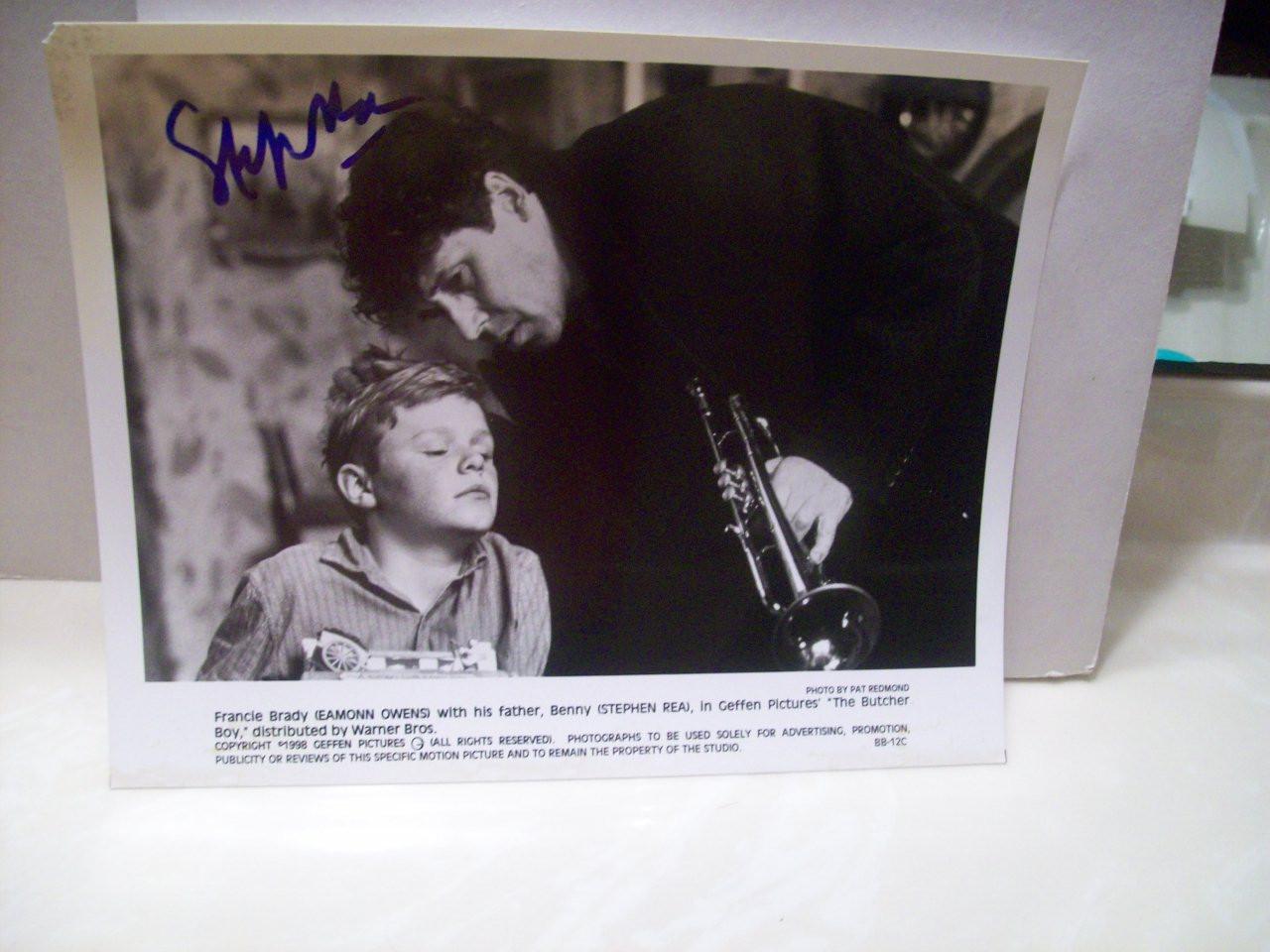 Rea, Stephen Photo Signed Autograph The Butcher Boy 1998