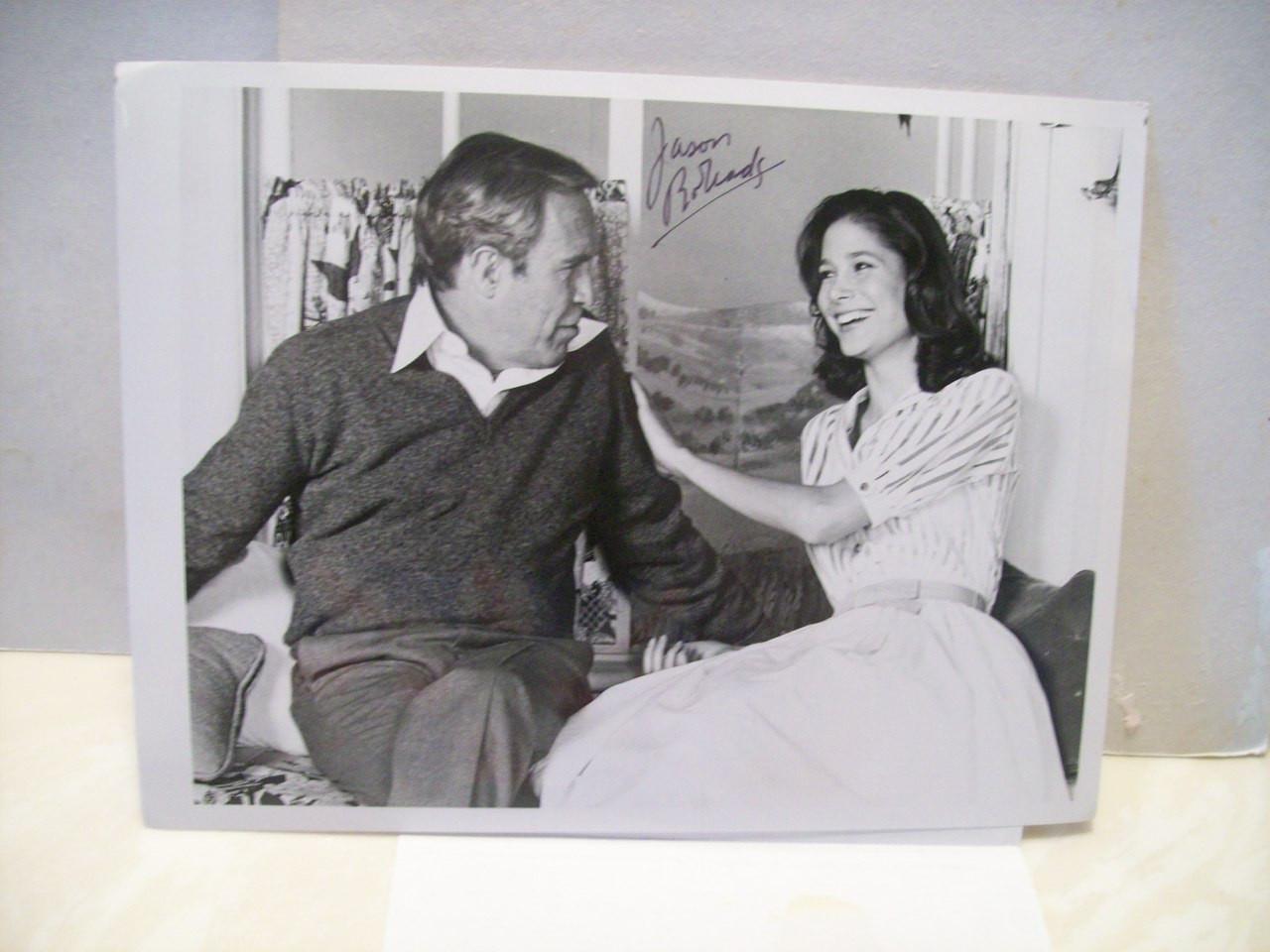 Robards, Jason Photo Signed Autograph Haywire 1980
