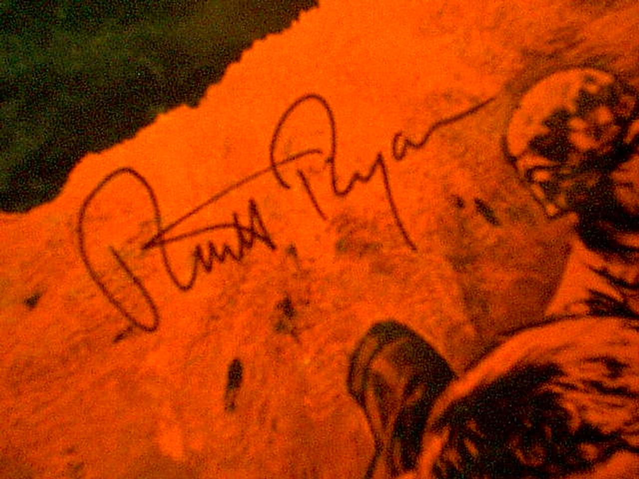 """Ryan, Robert Aldo Ray """"Men In War"""" 1957 LP Signed Autograph"""