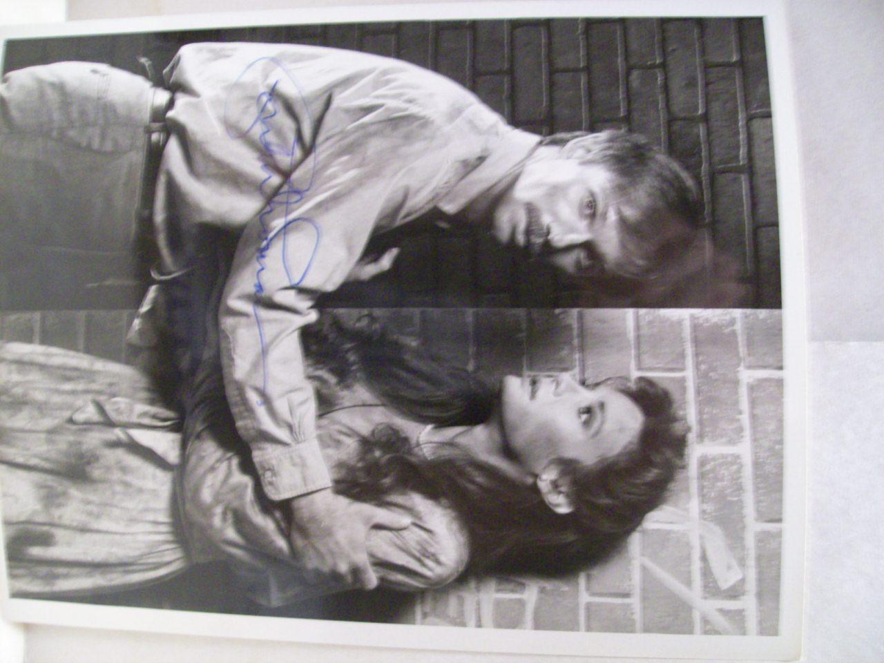 Thomas, Richard Photo Signed Autograph Final Jeopardy 1985