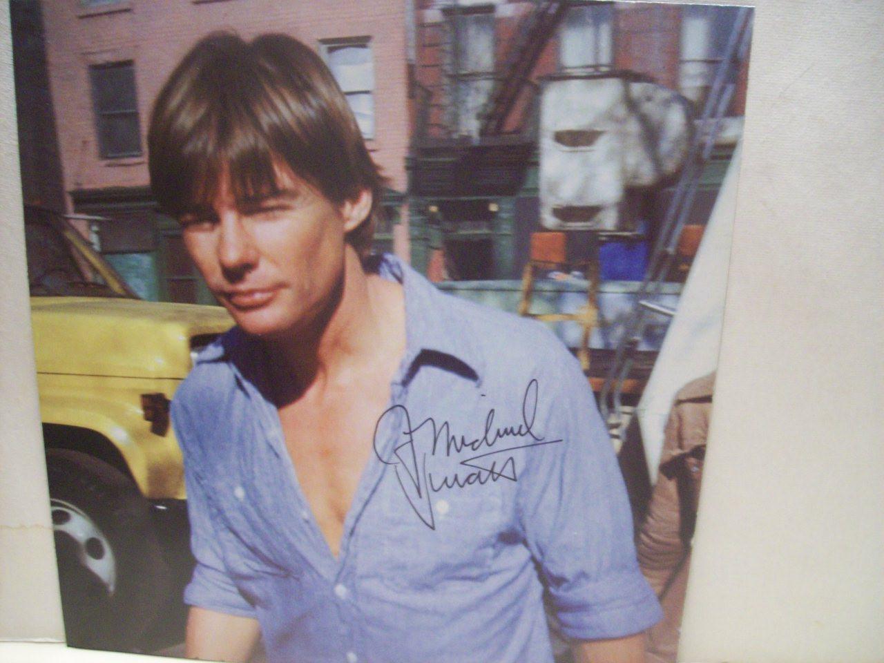 Vincent, Jan-Michael Photo Signed Autograph Airwolf