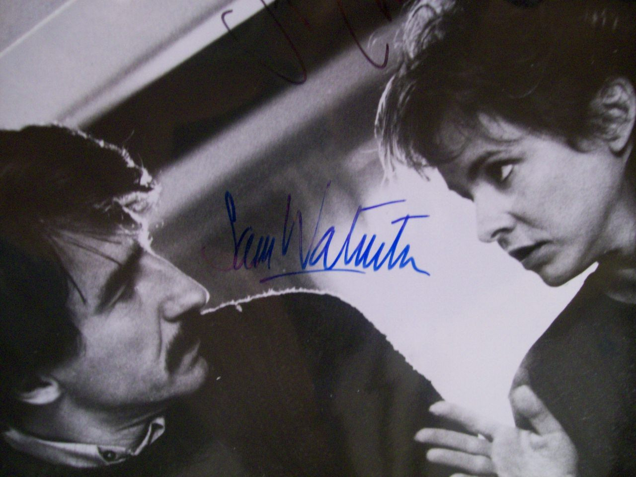 Waterson, Sam Stockard Channing Photo Signed Autograph The Room Upstairs 1987