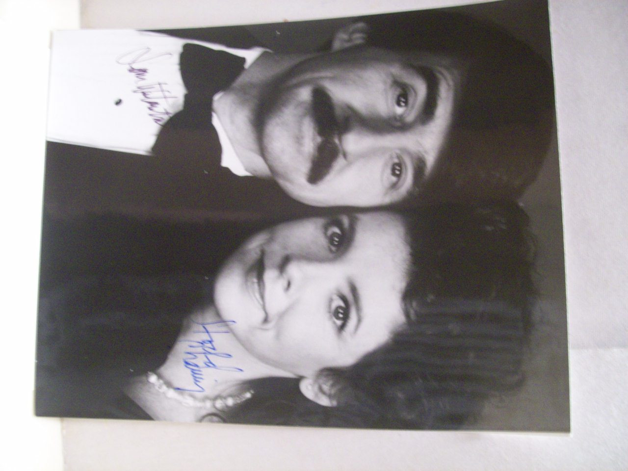 Waterston, Sam Stockard Channing Photo Signed Autograph The Room Upstairs 1987
