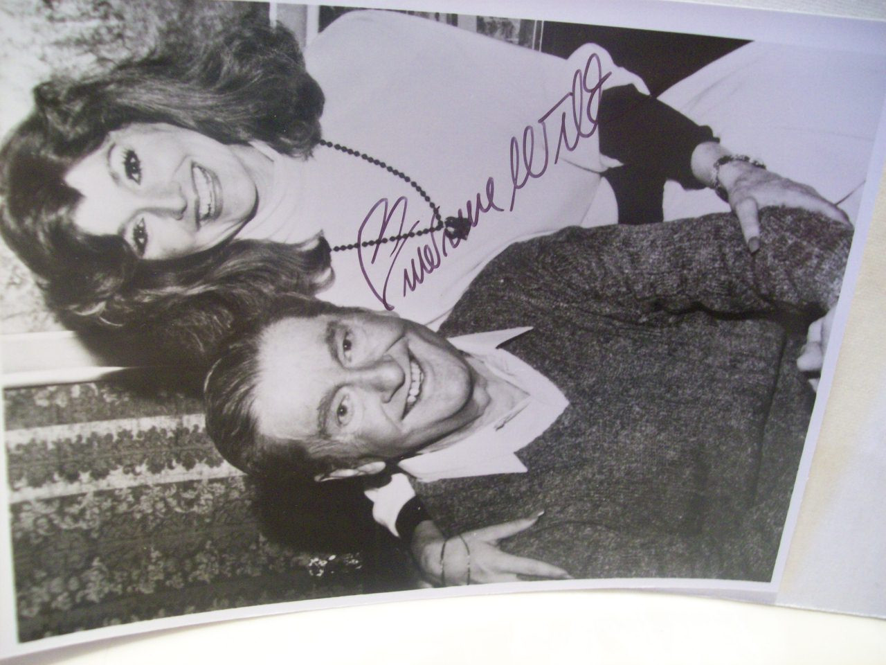 Welk, Lawrence Photo Signed Autograph Lawrence Welk Show