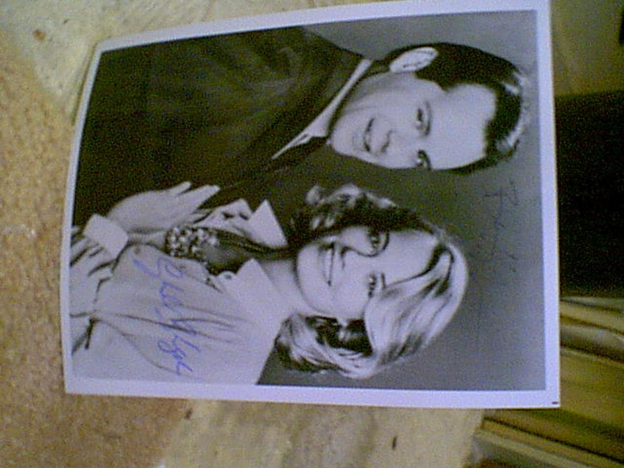 Willis, Bruce Cybill Shepherd Photo Signed Autograph Moonlighting