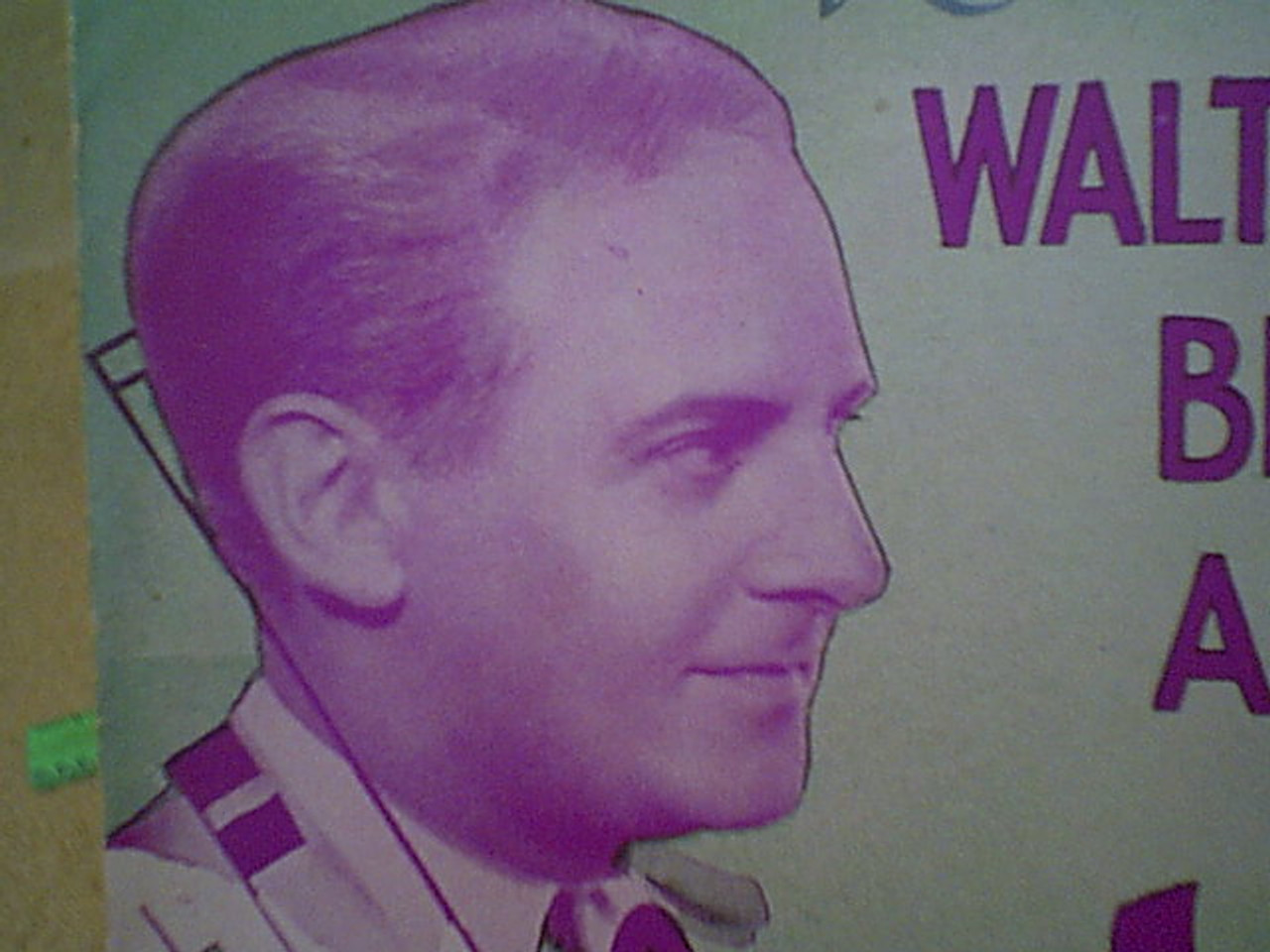 """Winchell, Walter Alice Faye """"Wake Up And Live"""" 1937 Sheet Music Signed Autograph Early Cover Photos"""