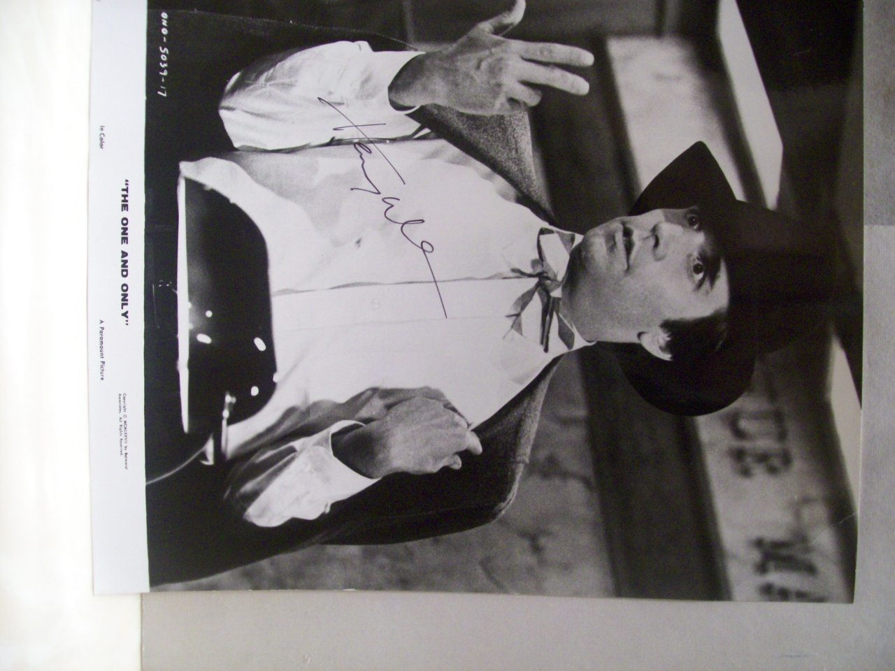 Winkler, Henry Photo Signed Autograph The One And Only 1977