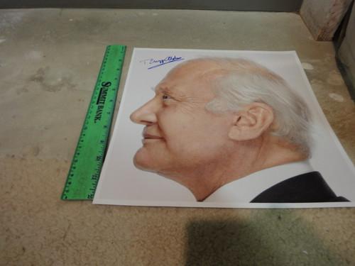 Aldrin, Buzz Color Photo Signed Autograph Astronaut Edwin Eugene Aldrin
