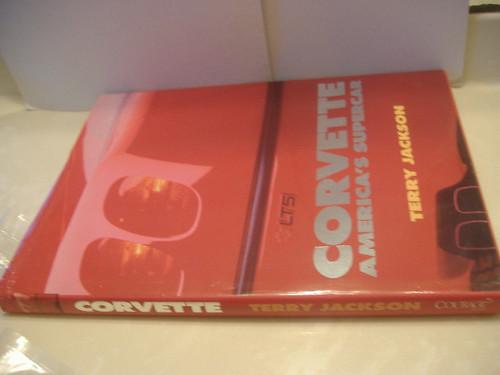 Jackson, Terry-Corvette America'S Supercar-Book-Signed 1990