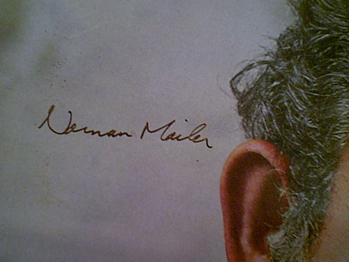 Mailer, Norman Life Magazine 1969 Signed Autograph Color Cover Photo