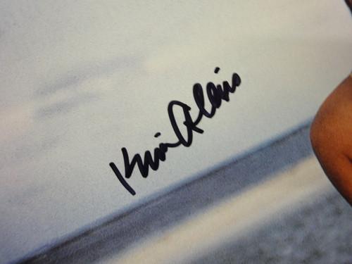 Alexis, Kim Color Photo Signed Autograph Bikini