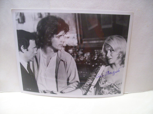 Ann-Margret Photo Signed Autograph Black And White Once A Thief Viva Las Vegas Carnal Knowledge Bye Bye Birdie