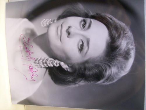 Ashley, Elizabeth Photo Signed Autograph Take Her She's Mine