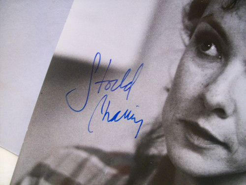 Channing, Stockard Photo Signed Autograph The Room Upstairs 1987