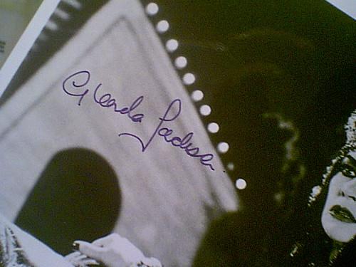 "Jackson, Glenda ""Salome'S Last Dance"" 1988 Photo Signed Autograph Set Of 5 Movie Scene Photos"