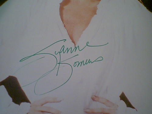 Somers, Suzanne Photo Signed Autograph Three'S Company Step By Step