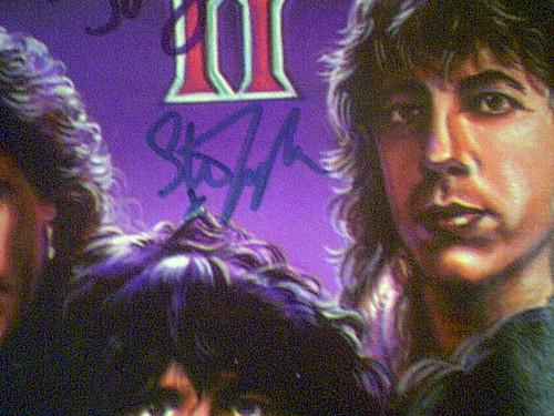 Aerosmith Comic Book 1993 Signed Autograph Steve Tyler Joe Perry Tom Hamilton Joey Kramer Brad Whitford