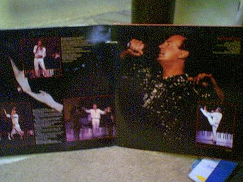 Allen, Peter LP Signed Autograph Captured Live At Carnegie Hall 1985