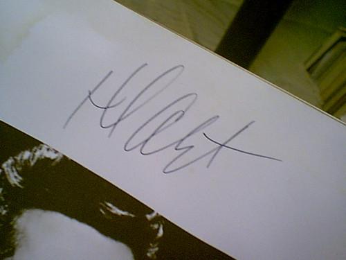 Alpert, Herb 1970'S Color Concert Program Signed Autograph Photos Tijuana Brass
