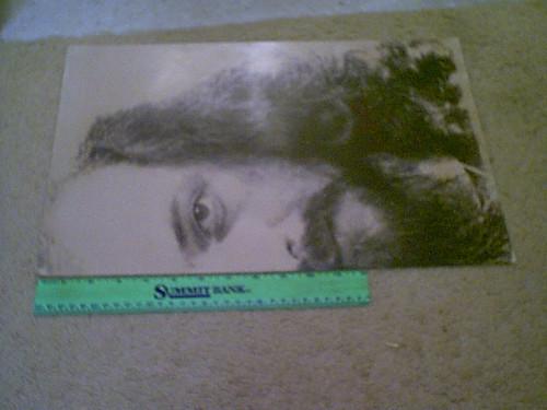 Anderson, Ian Photo Signed Autograph Jethro Tull