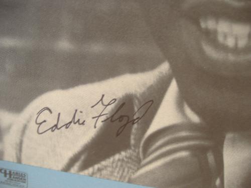 Floyd, Eddie Sheet Music Signed Autograph California Girl 1970