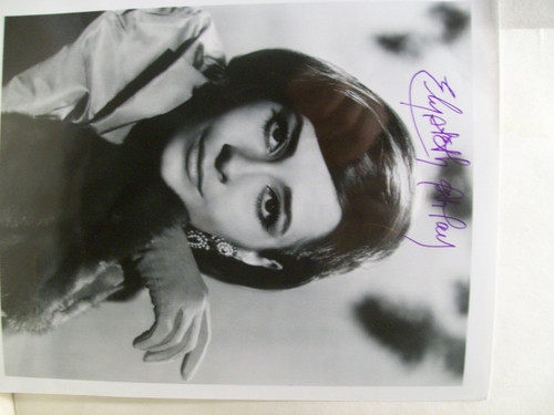 Ashley, Elizabeth Photo Signed Autograph Take Her She's Mine - Must Have